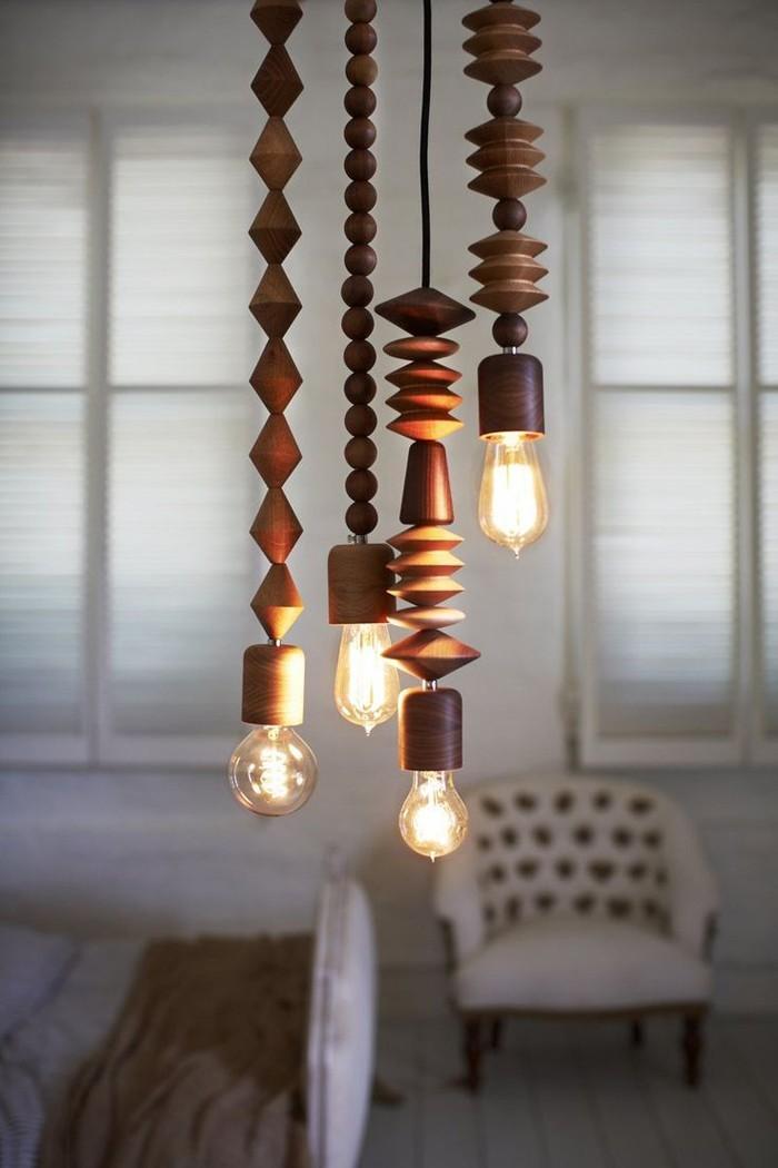 holzlampe desogner lampe lampen design design lampen wandlampe blumig geschliffen