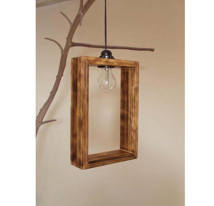 holzlampe-desogner-lampe-lampen-design-design-lampen wandlampe holzrahmen