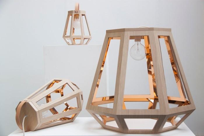 holzlampe desogner lampe lampen design design lampen wandlampe knonleuchter laterne