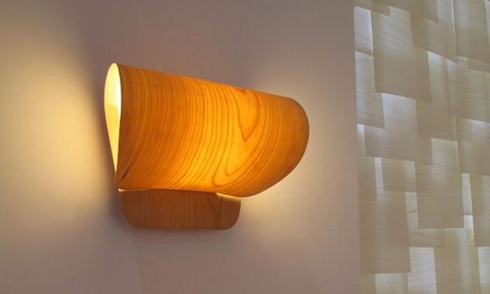 holzlampe desogner lampe lampen design design lampen wandlampe