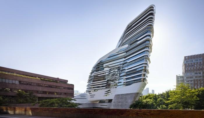 Ber hmte architekten das leben und werk von zaha hadid - Beruhmte architektur ...