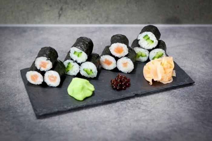 hosomaki sushi haeppchen