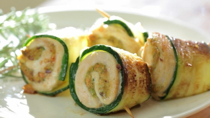 huenchen zucchini pistacchio