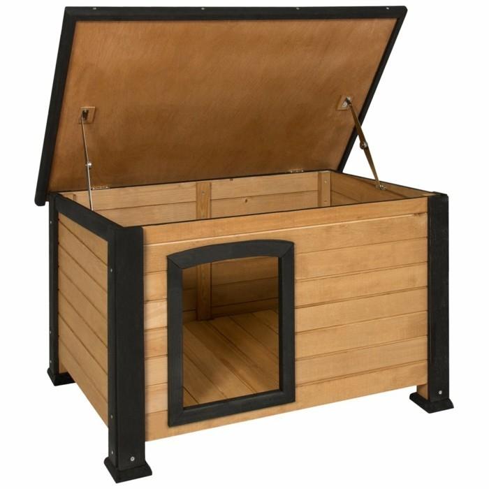 diy ideen aus alten paletten oder wie l sst sich eine hundeh tte bauen. Black Bedroom Furniture Sets. Home Design Ideas