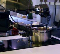 Das Küchengerät der Zukunft oder wie würde eine Smart Küche aussehen?