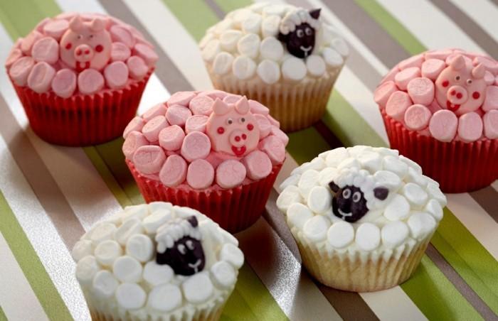 interessante und ausgefallene muffins