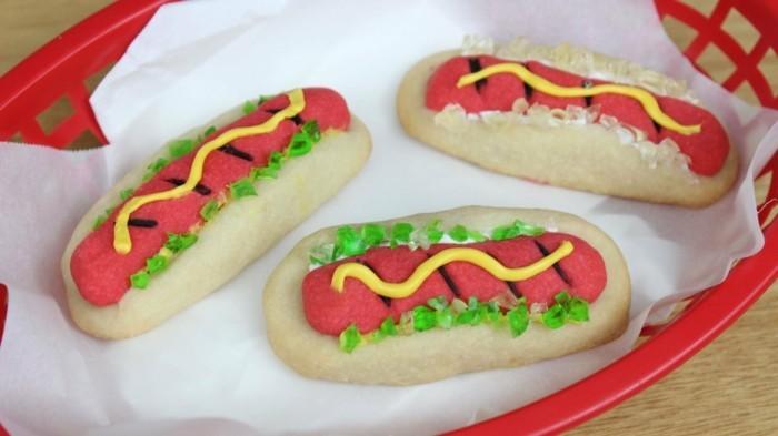 kekse wie hotdog