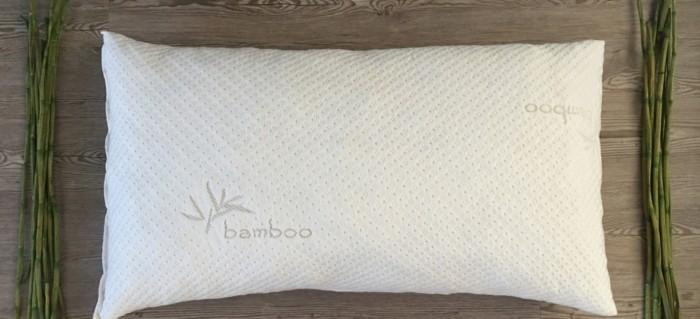 kissen aus bambus bequem und weich