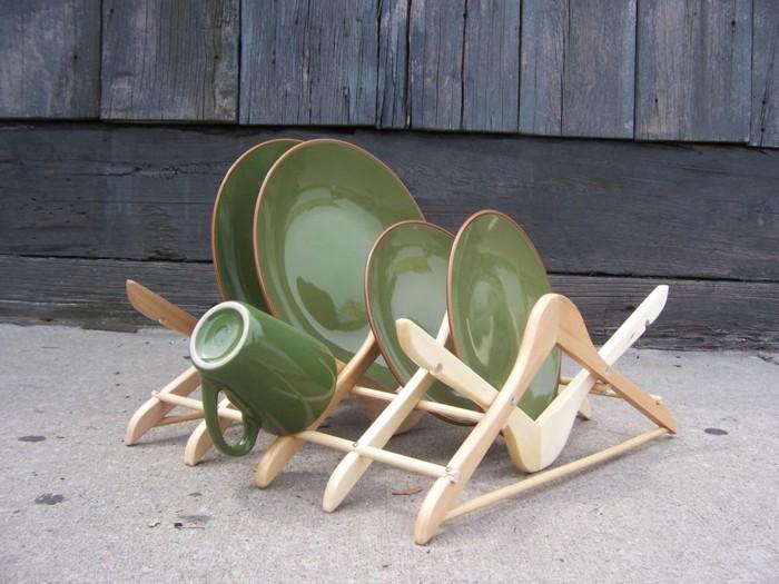 Upcycling ideen einfach  40 Ideen für Upcycling Möbel und Wohnaccessoires