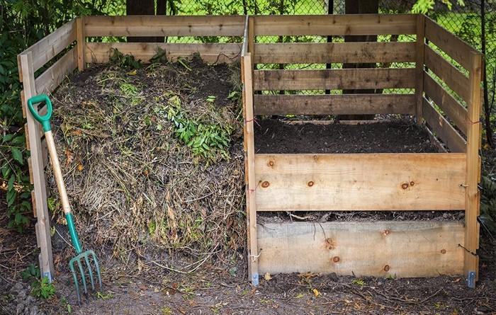 kompost anlegen wann ist die erde fertig