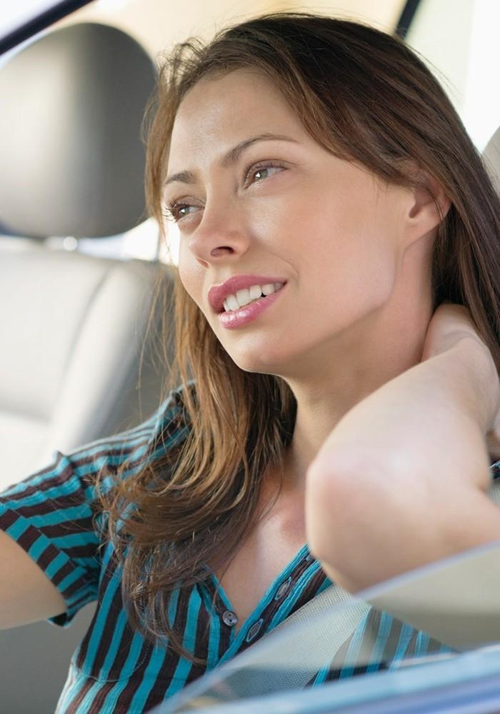 lebe gesund mit dem auto zur arbeit