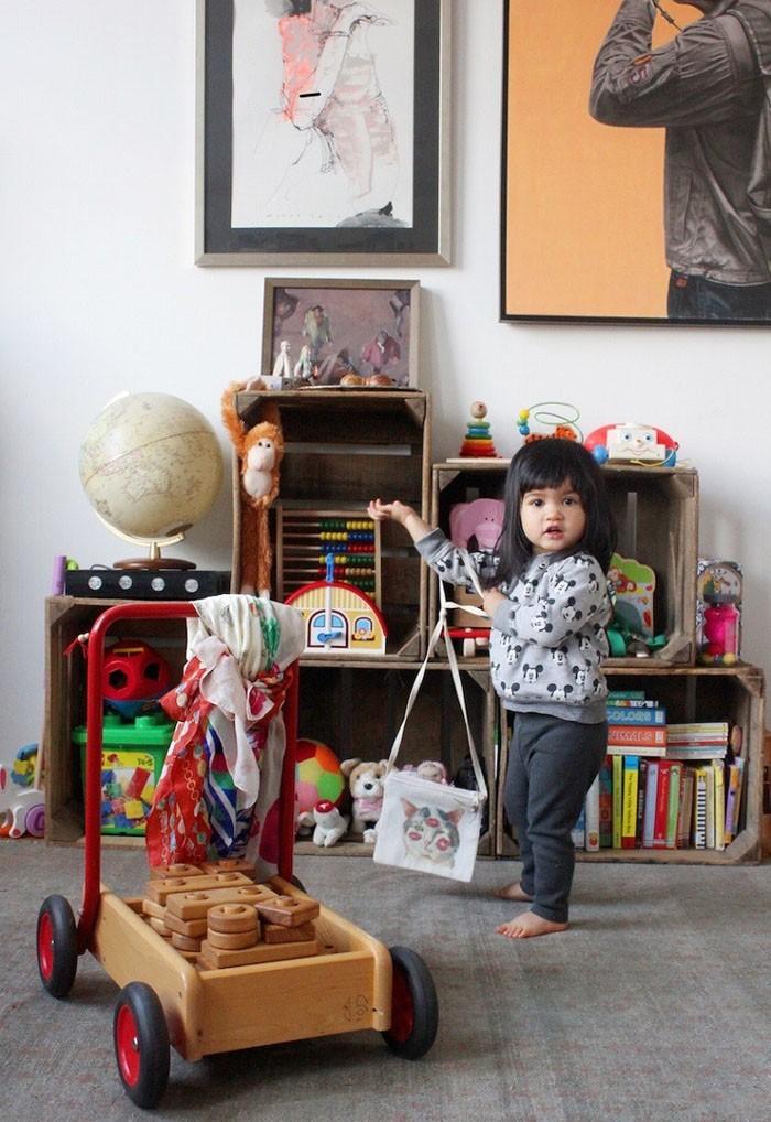 möbel aus weinkisten deko ideen diy ideen nachhaltig leben kinderzimmer einrichten