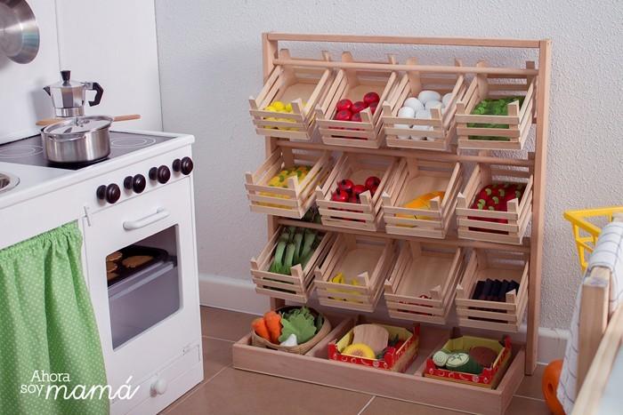 möbel aus weinkisten deko ideen diy ideen nachhaltig leben praktische anwendung in der küche