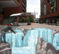 Räumliches Sehen – 33 schlaue Ideen für die Wand- und Bodengestaltung