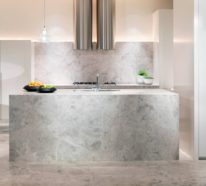 Wohntrend Marmor: Moderne Kücheneinrichtung für eine luxuriöse Erscheinung