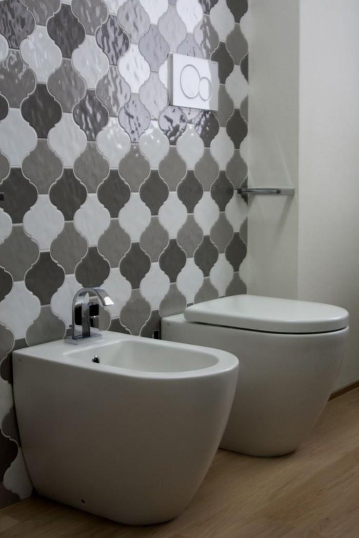 marokkanische fliesen zementfliesen interirdesign ideen wohnung design anders denken mosaik fliesen badezimmer gestalten