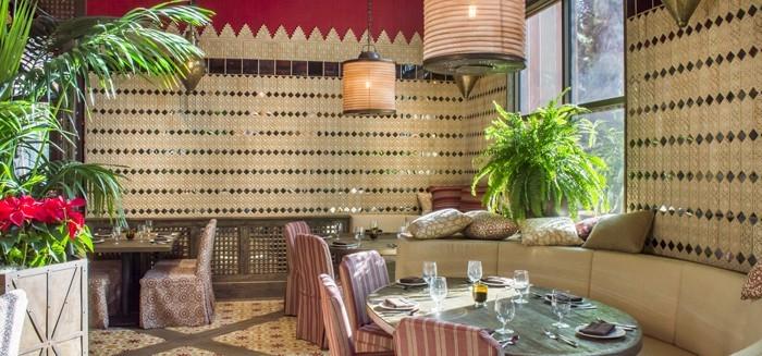 marokkanische fliesen zementfliesen interirdesign ideen wohnung design anders denken mosaik fliesen kreative wandgestaltung lampen