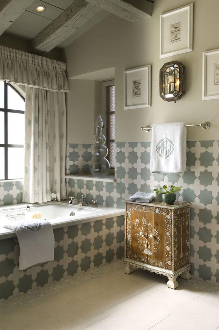 marokkanische fliesen das gewisse etwas in ihrem wohnung design. Black Bedroom Furniture Sets. Home Design Ideas