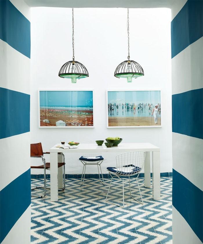 marokkanische fliesen das gewisse etwas in ihrem wohnung. Black Bedroom Furniture Sets. Home Design Ideas