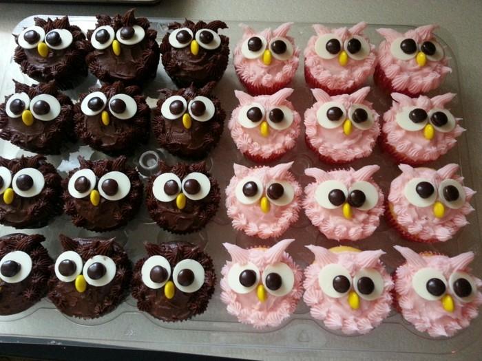 muffins leckerer nachtisch essen