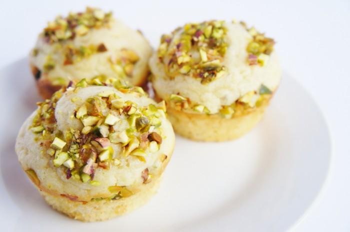 muffins pistazien