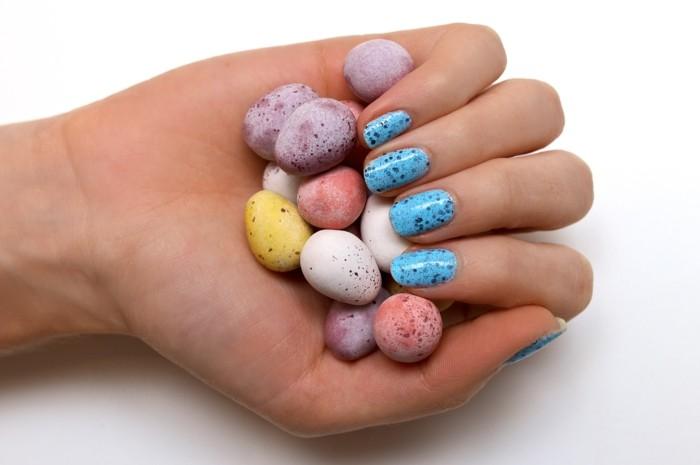 Nageldesign Ostern 50 Ausgefallene Ideen Wie Sie Ostern Mit