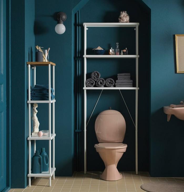 neue badezimmer regale