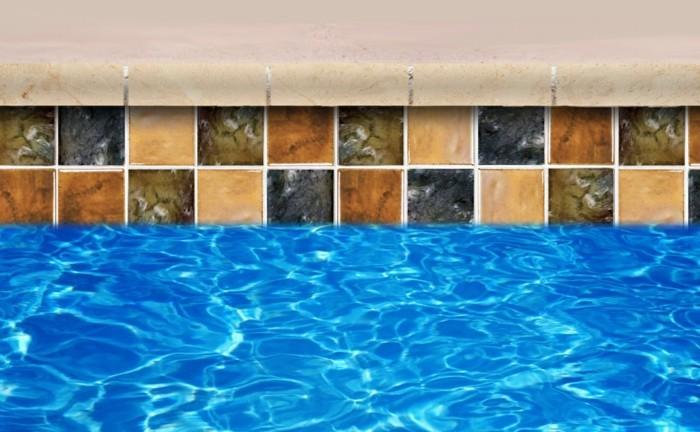 neutrale beige fliesen fuer das pool