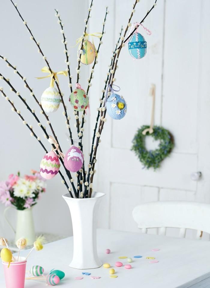 osterbaum ist eine originelle dekoration