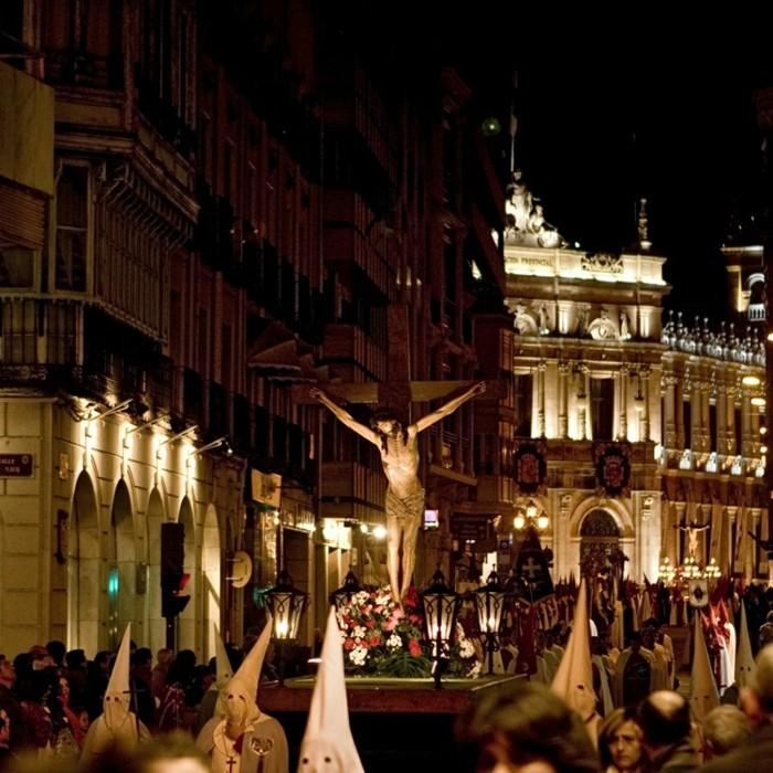 osterfest in Spanien