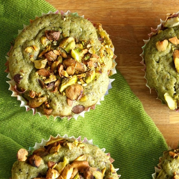 pistazien muffin
