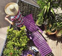 Über 50 kreative Einrichtungsideen zur Balkongestaltung im Sommer 2021