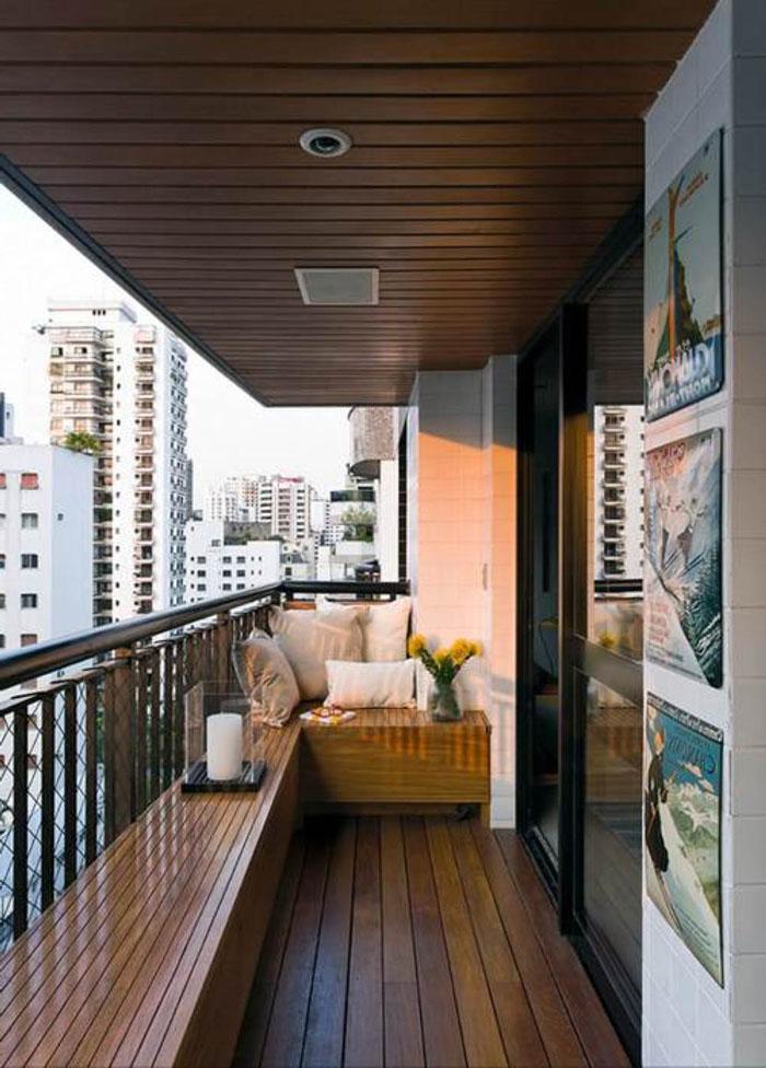 platzsparende moebel kleinen balkon gestalten raumplanung