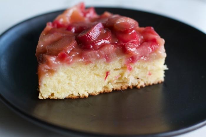 rhabarber kuchen gleich konsumieren