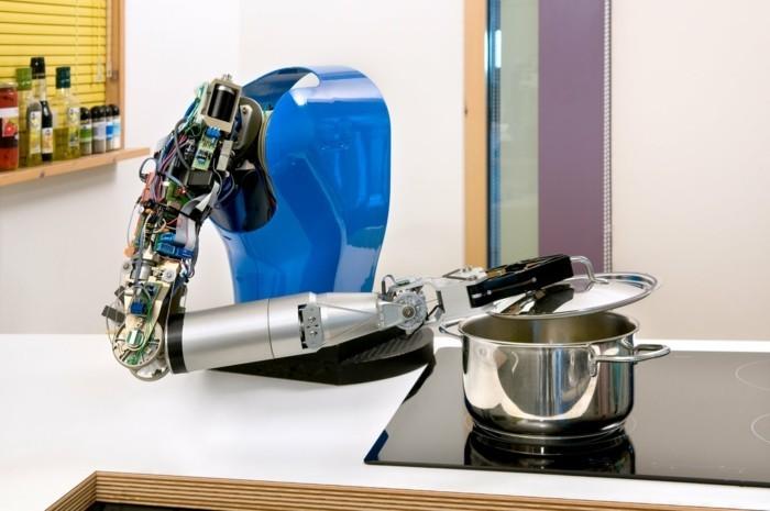 roboter koennen kochen