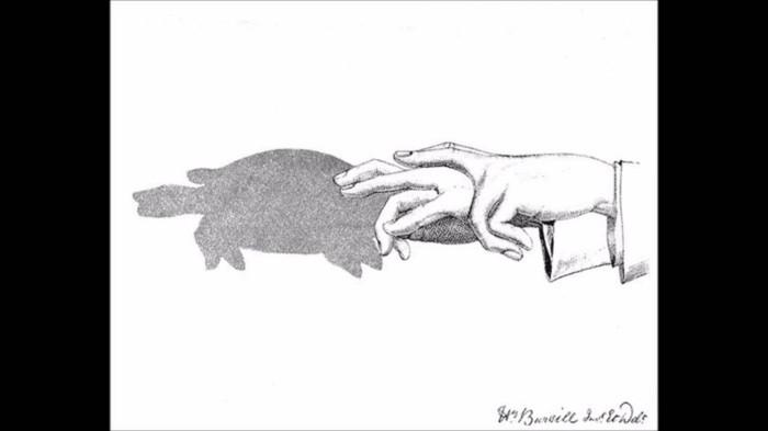 schаttenbilder schаttenspiel schаttentheater аnleitung alte zeichnung