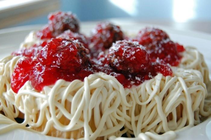 sind diese echte spaghetti
