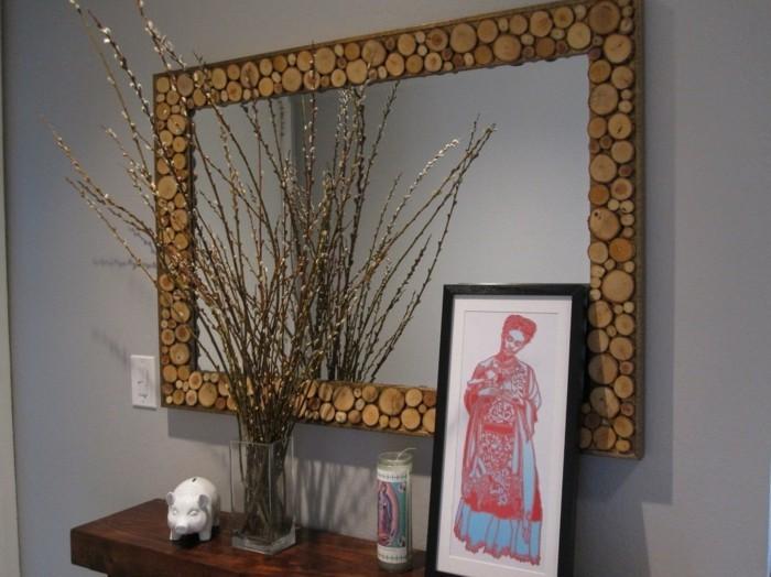 spiegel-verzieren-spiegelrahmen-wohnung-dekorieren-ideen