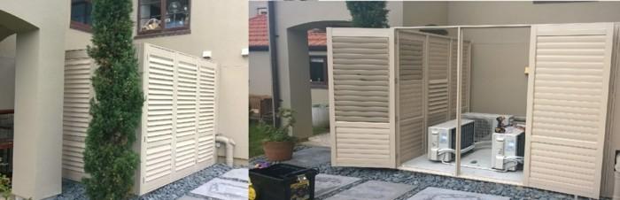 split klimaanlage clever verstecken