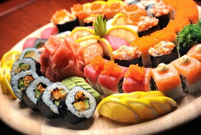 Erfahren sie mehr ber die sushi herkunft und seine arten - Wandfarben arten ...