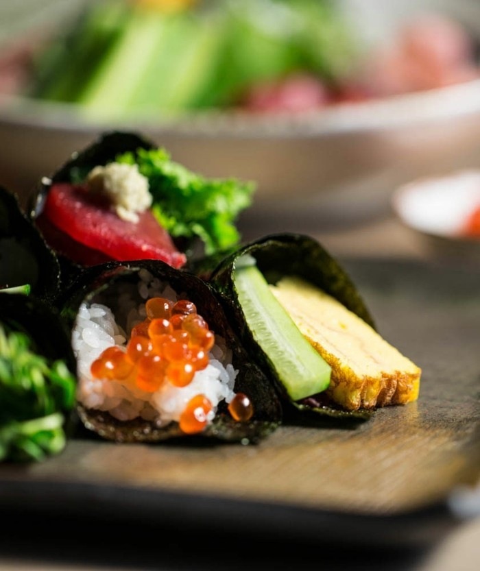 temaki sushi art lecker
