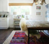 Teppich verlegen – Bodenbelag und Akzent zugleich