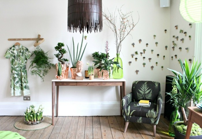 urban jungle wohntrend 2017 zimmerpflanzen