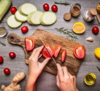 Vegan abnehmen: Die schlaue Art gesund zu leben!