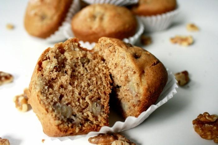 walnuss muffin