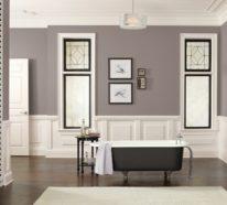Wandfarben Ideen, die Ihre Wohnung für den Frühling erfrischen werden!