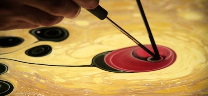 wie man malt