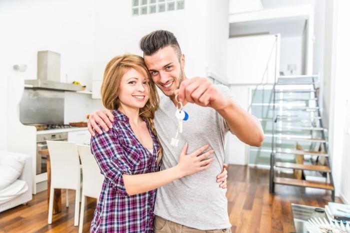 wohnung suchen mit dem partner in eine neue wohnung einziehen