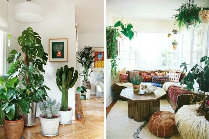 Urban jungle der angesagte wohntrend 2017 schlechthin for Zimmerpflanzen wohnzimmer