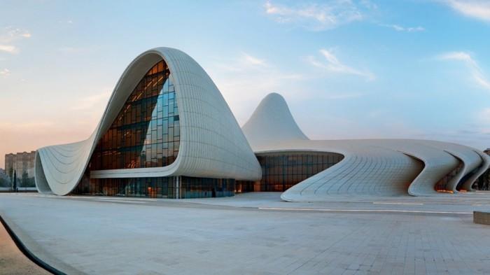 Ber hmte architekten das leben und werk von zaha hadid - Architektonische meisterwerke ...